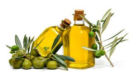 Полоскание горла маслом подсолнечным и оливковым