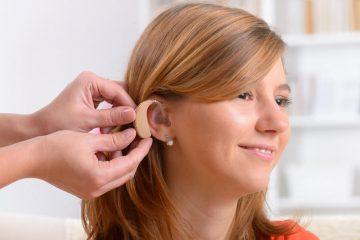 Слуховой аппарат и усилитель слуха