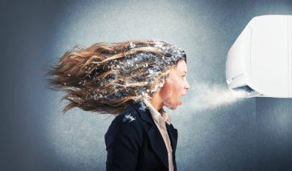 Кашель и простуда от кондиционера: как лечить?