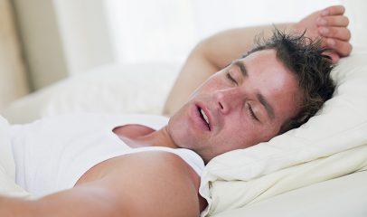 Храп во сне и остановка дыхания