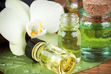 Эфирные масла для полоскания горла
