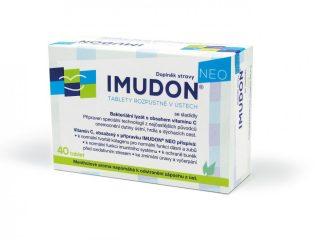 Таблетки для рассасывания Имудон