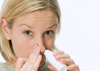 Чем лечить насморк у подростка?