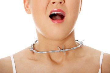Саднение в горле — что это?