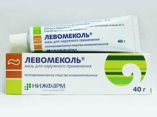 Левомицетиновая мазь: инструкция по применению