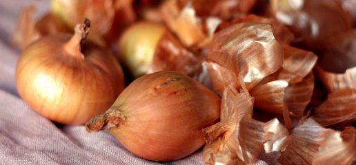 Луковая шелуха от кашля: рецепт