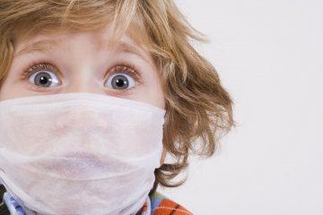 Как ребенка защитить от вирусов?