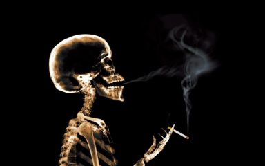 Рак легких от электронной сигареты