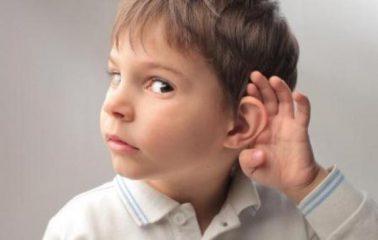 Методы коррекции нарушений слуха у детей