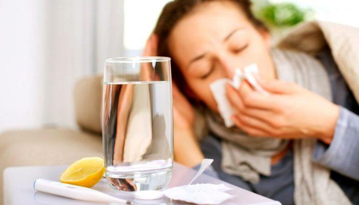 У кого были симптомы простуды на ранних сроках беременности