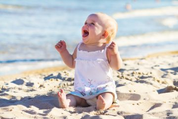 ОРВИ на море у ребенка
