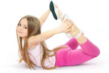 Лечебная физкультура: упражнения для детей