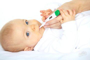 Норма температуры у новорожденного: как измерять и когда вызывать врача?