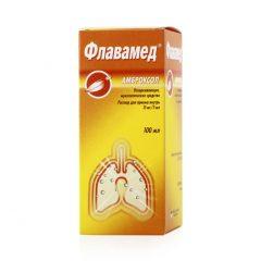 Инструкция по применению лекарства от кашля Флавамед: полезные советы