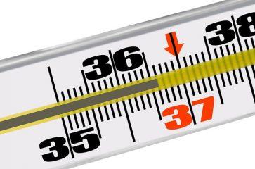 Нормальная температура тела человека в подмышечной впадине, а также виды температурных колебаний