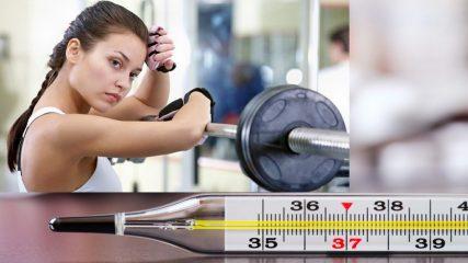При простуде можно ли заниматься спортом? Рекомендации при температуре, боли в горле и кашле для тренировки