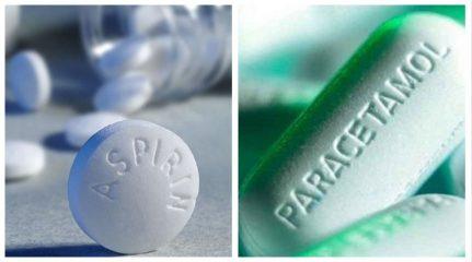 Можно ли принимать Парацетамол и Аспирин вместе и что лучше выбрать при простуде?