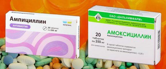 Что лучше: ампициллин или амоксициллин? Правильный выбор антибиотика