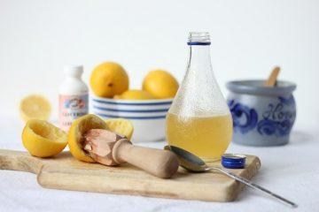 Лучший рецепт от кашля детям: глицерин, мед и лимон