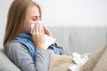 Как вылечить быстро насморк в домашних условиях?