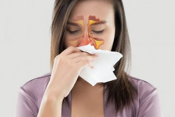Какая бывает при гайморите температура? Варианты течения болезни и длительность лихорадки